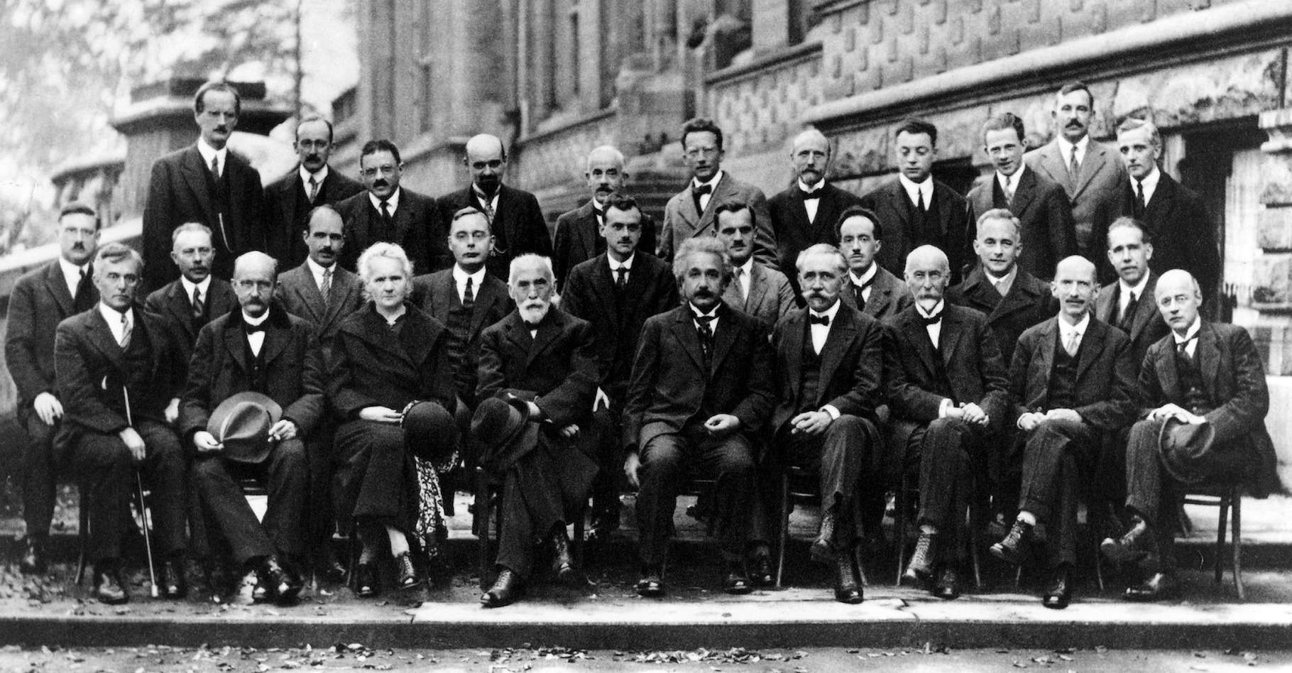 The 5th Conference - Solvay